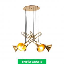 Lámpara de Techo Retro Jazz  | 5895