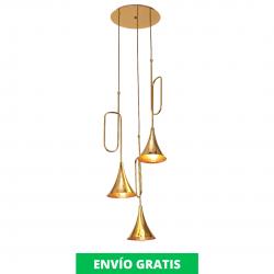 Lámpara de Techo Retro Jazz  | 5896