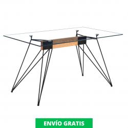 Mesa Comedor | Rods | Cristal