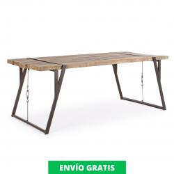Mesa Comedor | Blocks 202 x 94 cm | Abeto