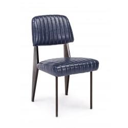 Pack 2 | Silla Comedor | Nelly Azul Vintage