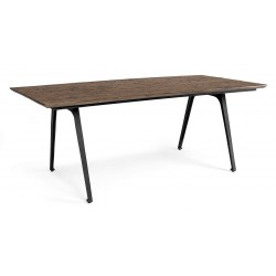 Mesa Comedor | Codrin Brown Gloss