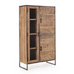 Mueble con Vitrina | 3P Elmer